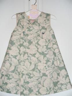 Robe CITRONILLE 63 - Lilette 4 ans