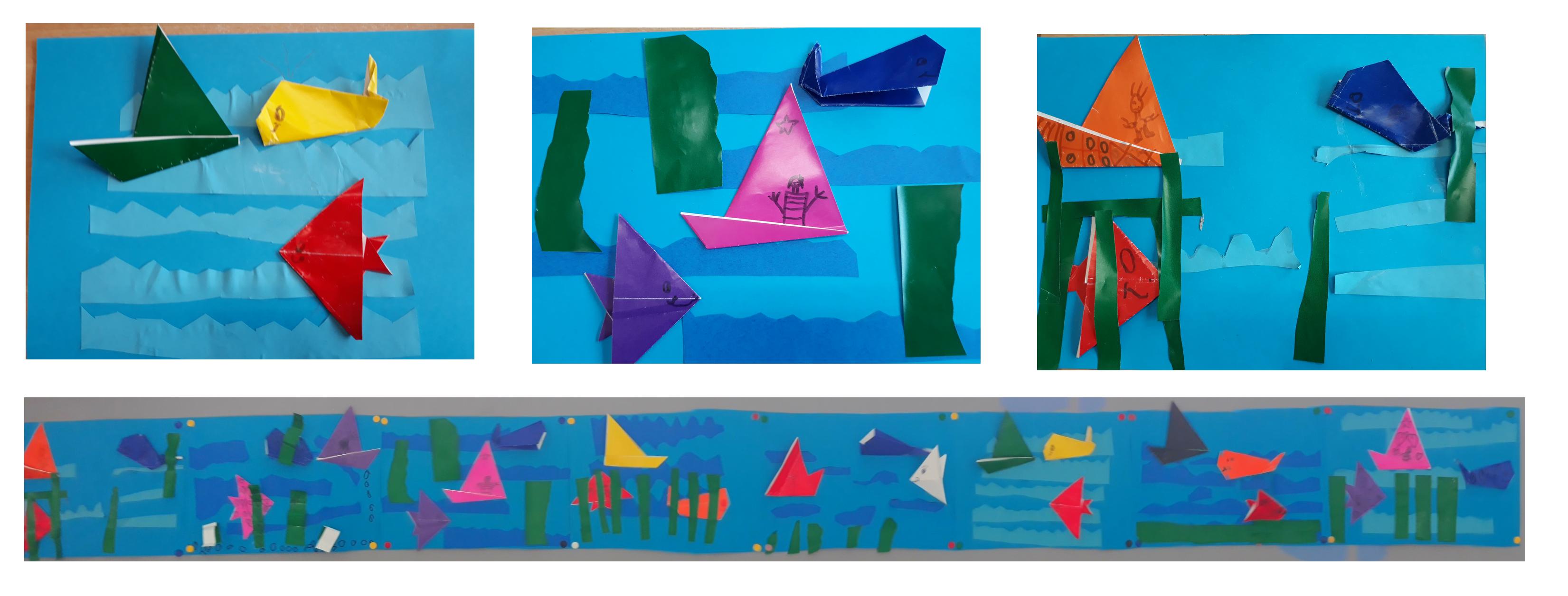 presentation origami