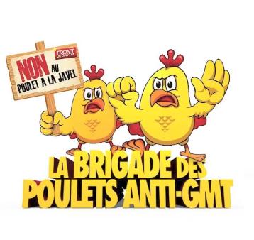poulets anti GMT