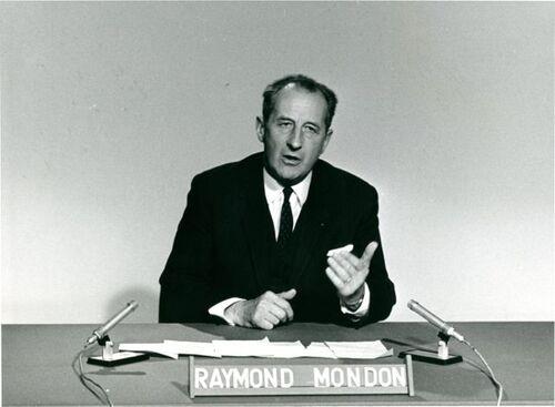 Raymond Mondon