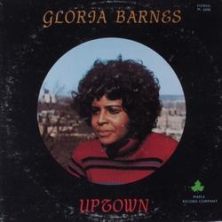 Gloria Barnes - Uptown - Complete LP