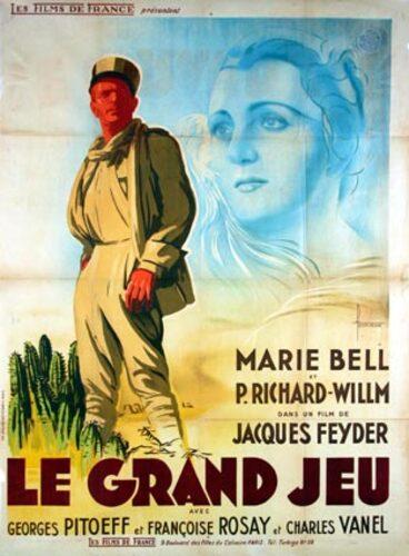 """Box-office France 1934 - De """"Famille nombreuse"""" à """"L'homme d'Aran"""""""