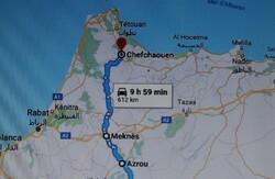2 mai - Meknès / Chefchaouen