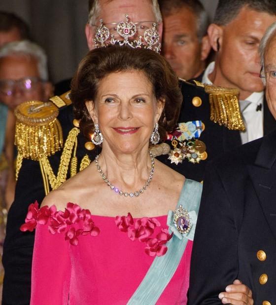 Dîner de gala pour les 50 ans du prince Frédérick