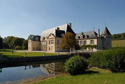 Château de Dinteville (Haute Marne)