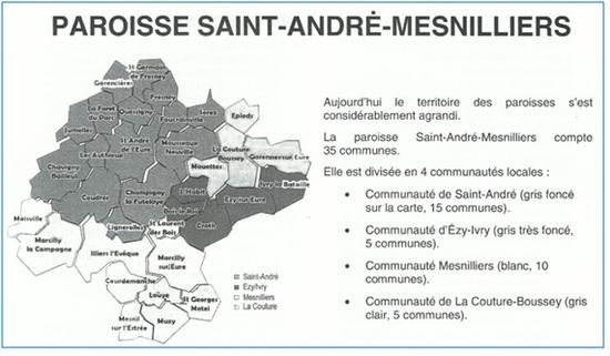 COMMUNES DU CANTON DE NONANCOURT