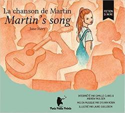 La chanson de Martin de Jane Mery