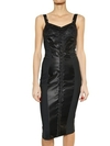 dolce-and-gabbana-fall-2011-rtw-black-stretch-dress-with-lace-inserts-profile