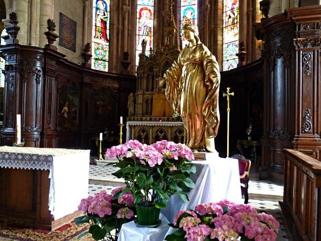 Gorze église Saint-Etienne 17 Marc de Metz 2001