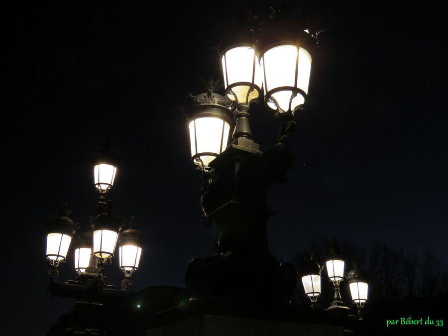 Bordeaux le soir ... -3