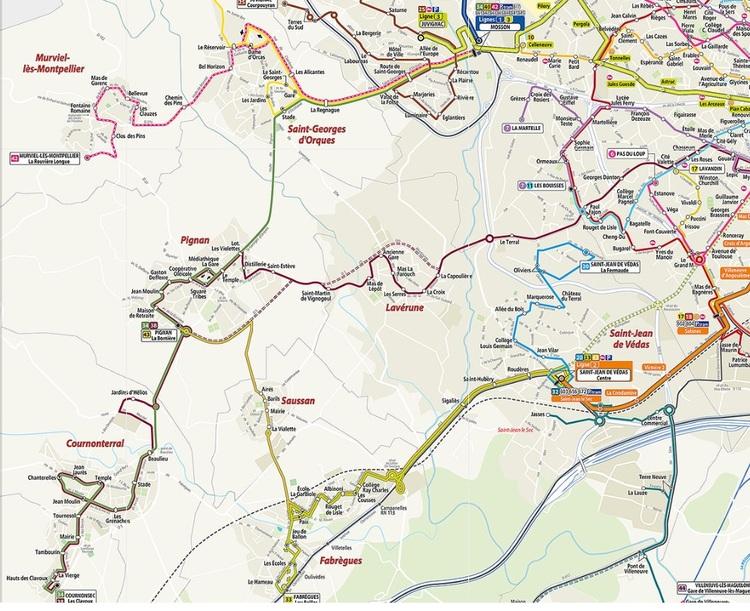 Plan réseau