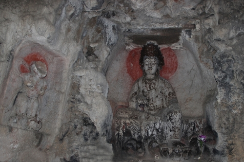 Le temple de Linyin à Hangzhou