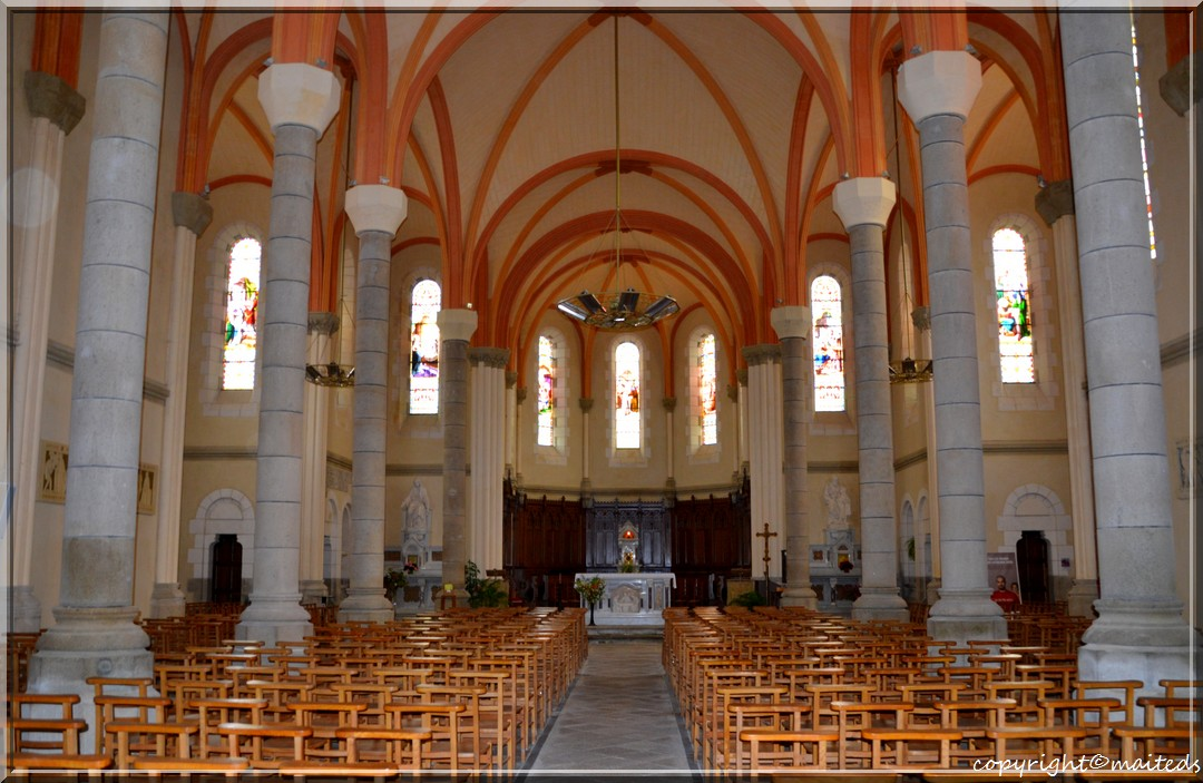 Eglise - Saint-Lyphard (2) - Loire-Atlantique 5-10-2013