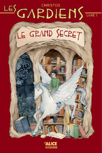 Le gardien tome 1-le grand secret