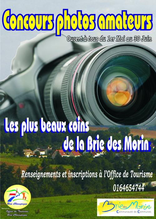 Avis : concours photos Brie des Morins