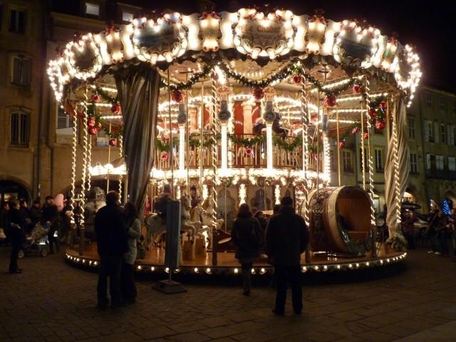 Caroussel de Noël à Metz 3 Marc de Metz 2011