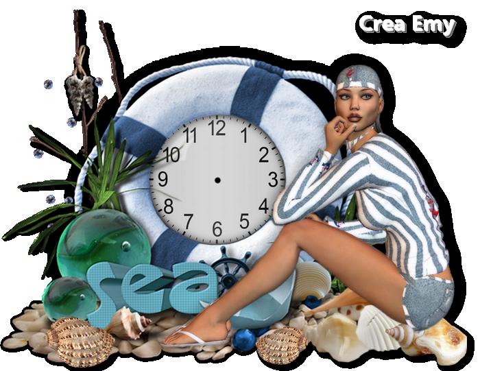 Horloge SEA
