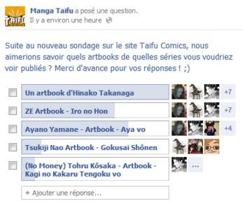 sondage artbook taifu