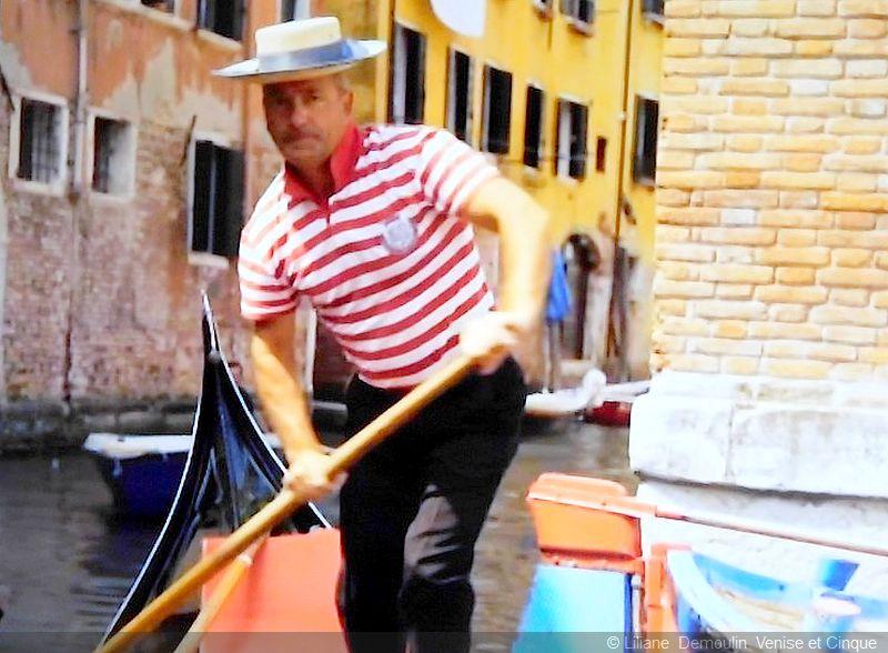 de Venise à Cinque Terre Italie