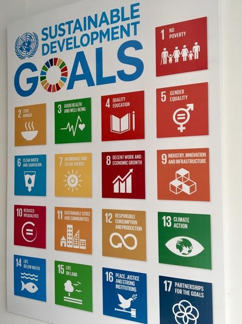 Visite de l'UNICEF en 4e