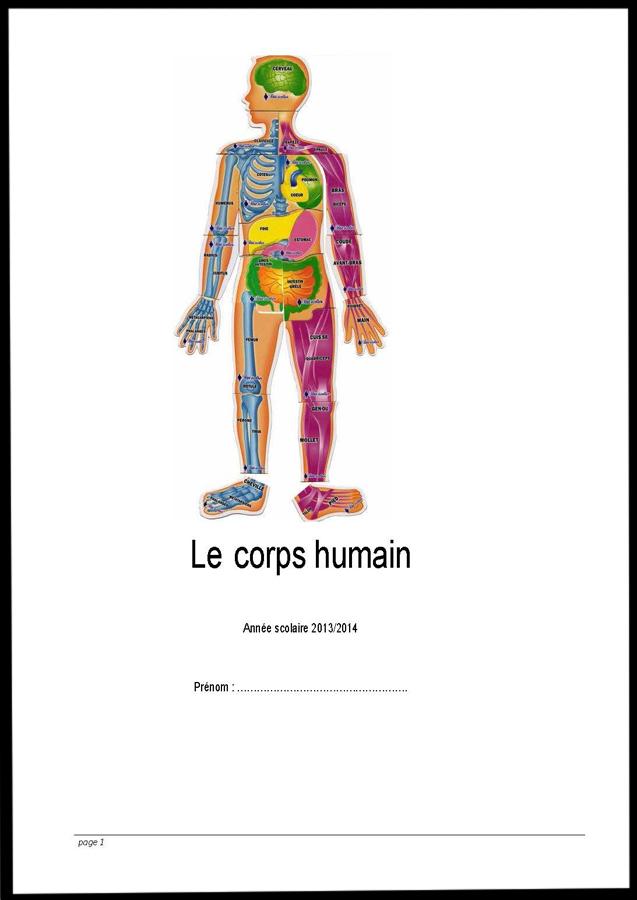 livret corps humain ulis