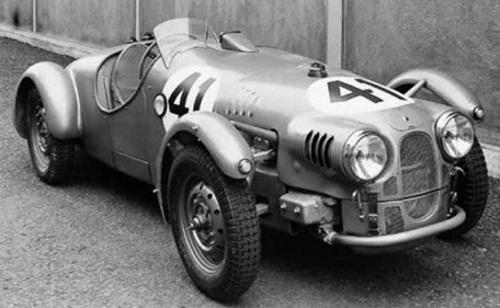 Jowett  Le Mans (1950-1952)