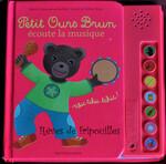 Selection de livres sonores pour les 0-5 ans