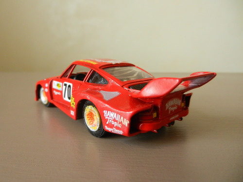 "Porsche 935 Turbo ""Solido"" 1/43ème."