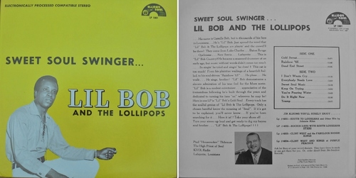 Lil Bob And The Lollipops