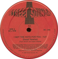 TZ - I Got The Hots For You