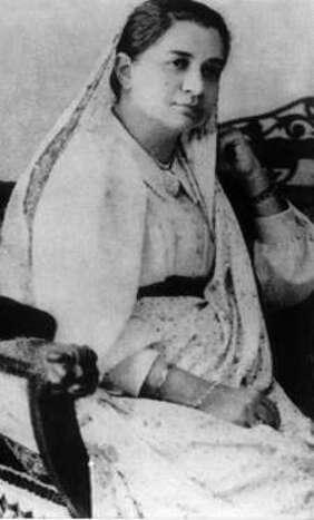 Bhikaiji Rustom Cama, l'indépendantiste