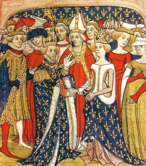 Le MARIAGE de Rome à CHARLEMAGNE.. du MOYEN AGE à nos JOURS.