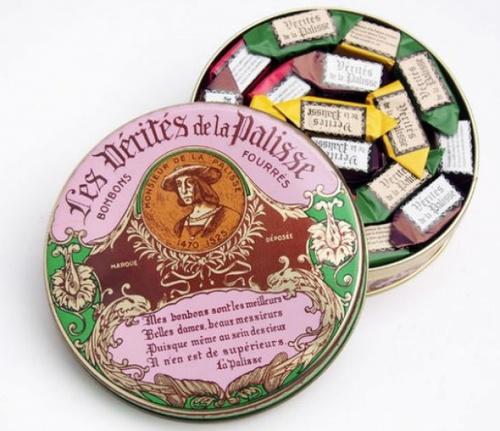 Les vérités de La Palice - le bonbon de Lapalisse et son histoire **