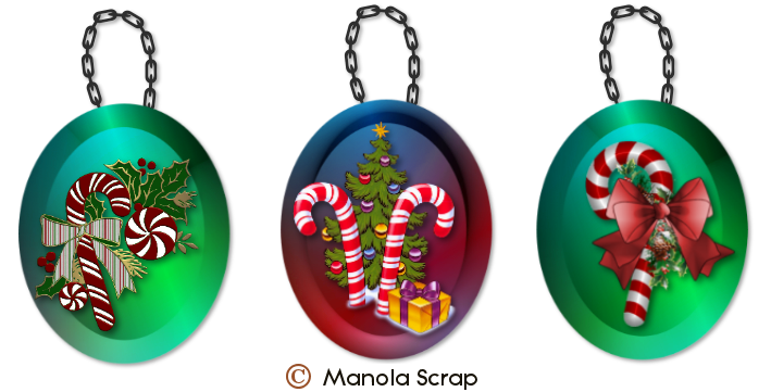 Plaques de Noel 2