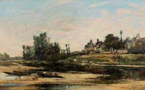Peintures de : Maurice LEVIS