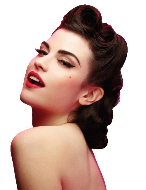 brune sensuelle