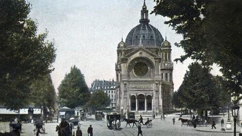 Le Figaro étrillait l'architecture de l'église Saint-Augustin