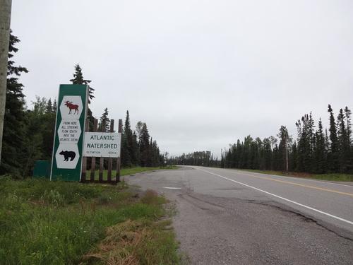 Vendredi 26 juillet : Upsala – Thunder Bay (ON)