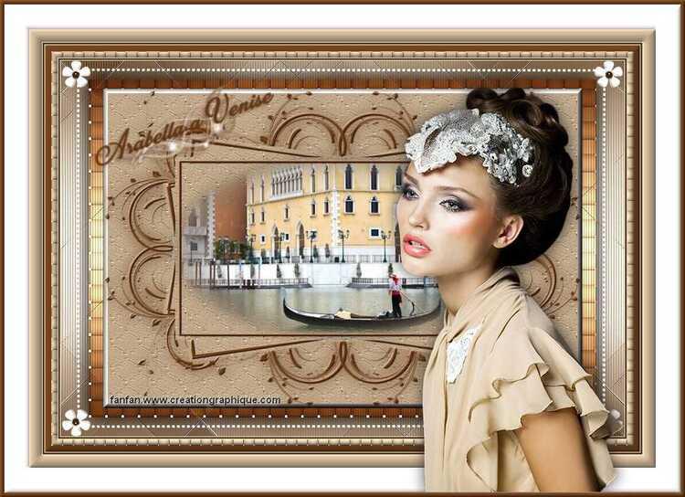 Arabella a  Venise