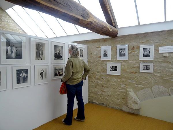 """Une très belle exposition de photographies """"Un Américain à Bussy"""", au Musée Gorsline de Bussy le Grand..."""