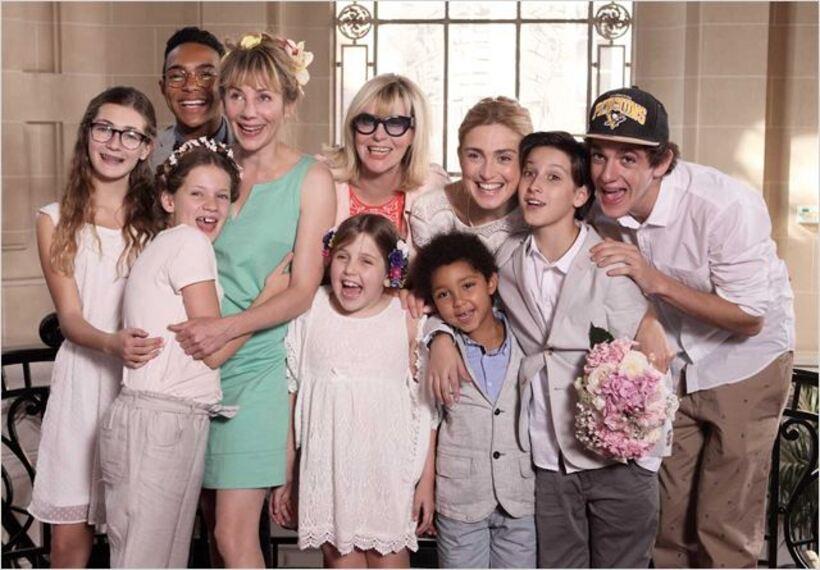 cinéma - c'est quoi cette famille