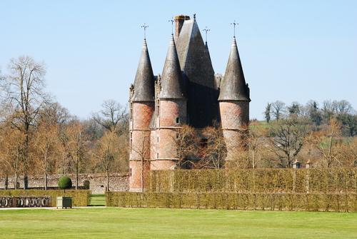 Le Château de Carrouges (61)