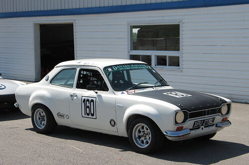 Ford Escort RS MkI 1971