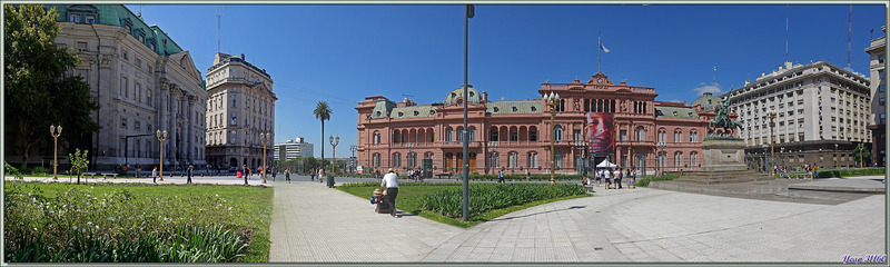 Escale de quelques heures à Buenos Aires avant de partir le lendemain pour Ushuaïa - Argentine