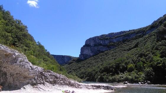 Vacances en Ardèche