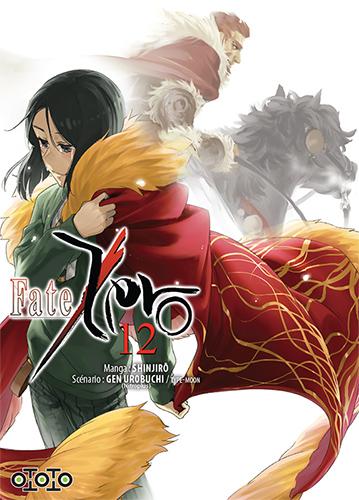 Fate/zero - Tome 12 - Takashi Takeuchi & Gen Urobushi