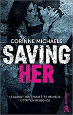 Chronique Saving Her tome 1 Consolation de Corinne Michaels