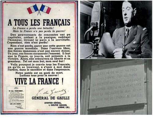 """""""APPEL du 18 juin"""" : Discours de jean-Luc Pujo (Penser la France)"""
