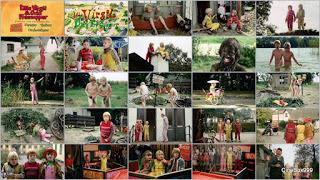 Lille Virgil og Orla Frøsnapper / Little Virgil and Freddy Frogface. 1980. DVD.