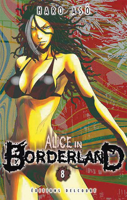 Alice in Borderland - tome 8